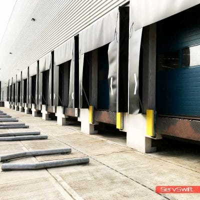 Dock Shelters and Dock Seals Installation and Service www.servswift.co.uk