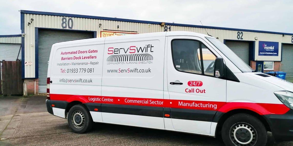 ServSwift Commercial Roller Shutter Repair