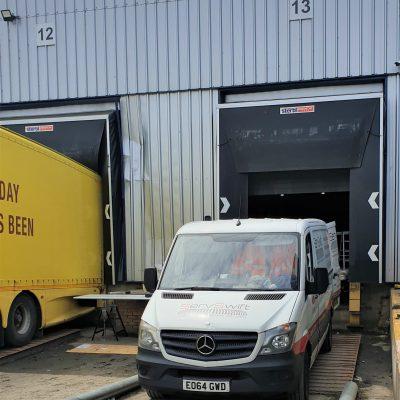 ServSwift Dock Leveller Emergency Repair
