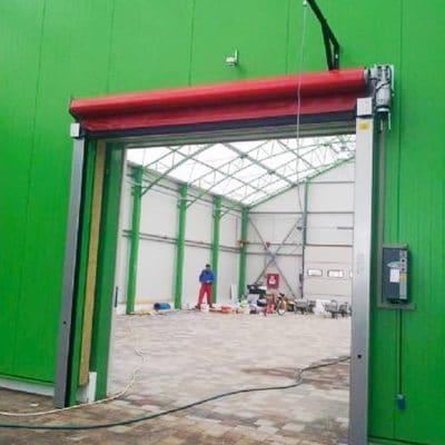 ServSwift Hormann Fast Action Door Installation