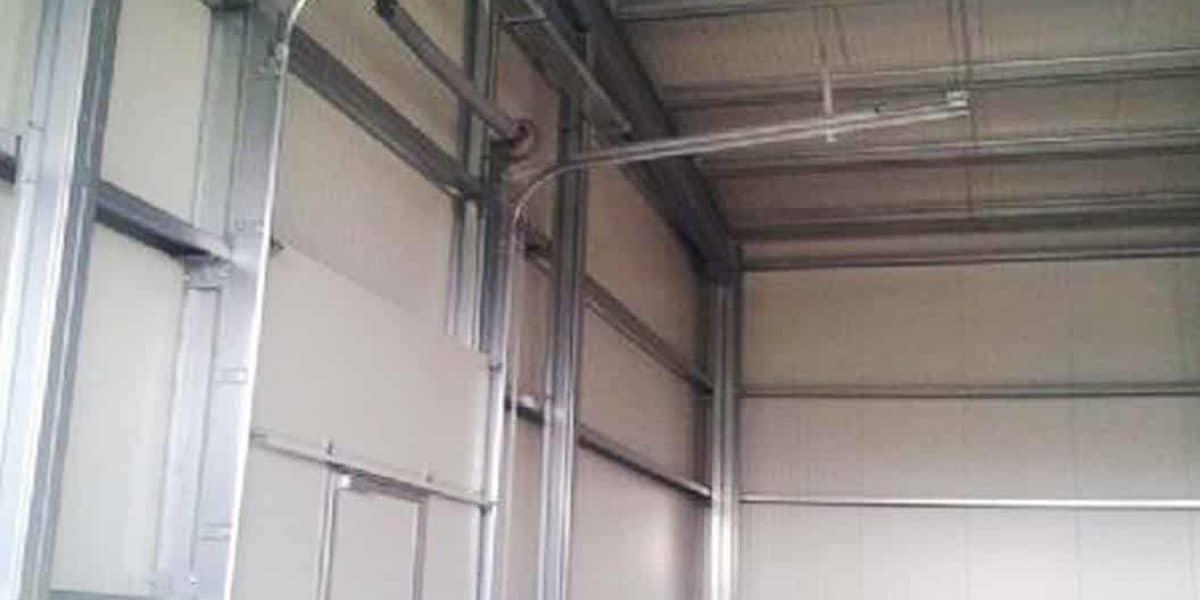 ServSwift Hormann Sectional Door Installation 4