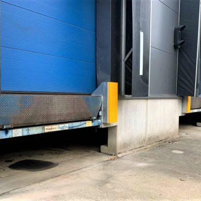 ServSwift Loading Bay dock buffers supply and installation
